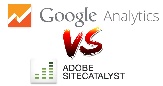 Google Analytics vs Sitecatalyst comparison